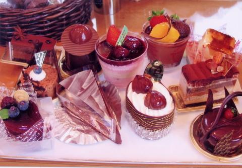 洋菓子・ケーキのご紹介