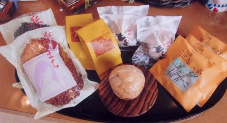 和菓子の紹介