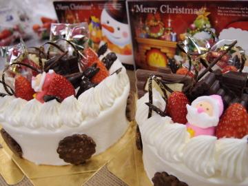 クリスマス2013 (生クリーム)